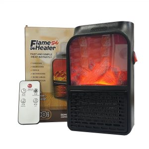 calentador de ambiente chimenea